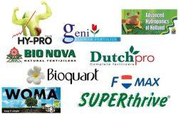 Dutchbiomax-Dünger-Nährstoffe